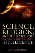 """Book cover of """"Science, Religion, and the Search for Extraterrestrial Intelligence"""""""