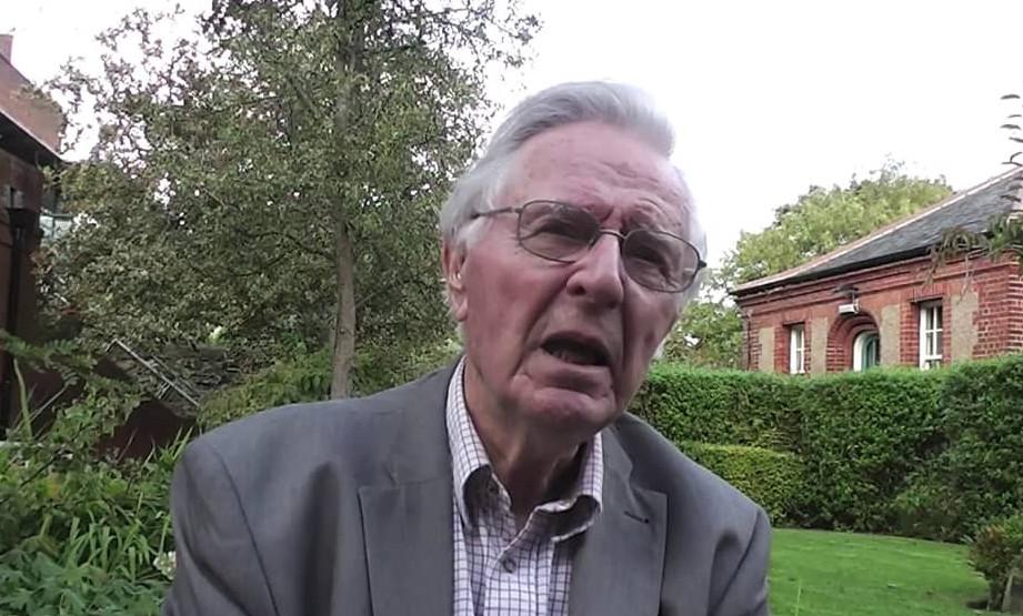 Prof Sir Arnold Wolfendale