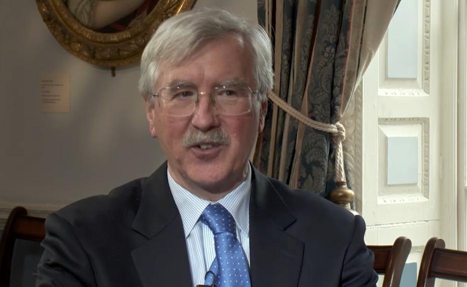 Professor Bob White