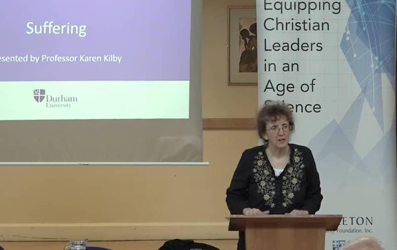 Professor Karen Kilby