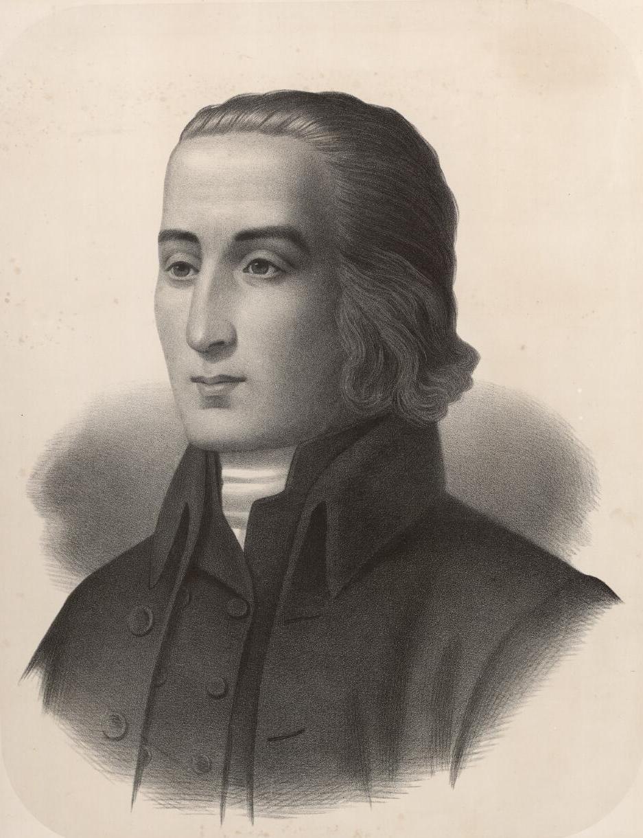 Portrait of William Williams